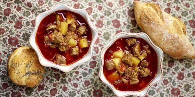 Рецепты проготовления блюд